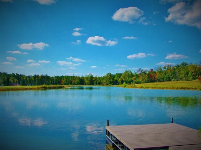 PALD Liberty Lake Dock